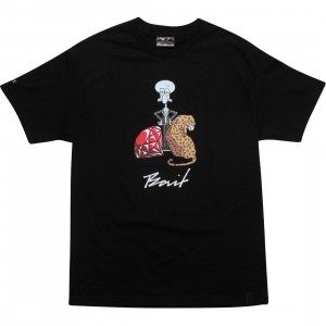 BAIT x SpongeBob Squidward Tee (black)