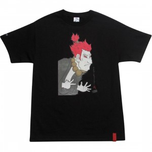 BAIT x Street Fighter Artist Series Akuma Tee - Kidokyo (black)