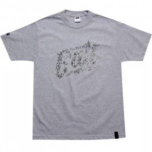 BAIT Superior BAIT Snake Tee (heather grey)