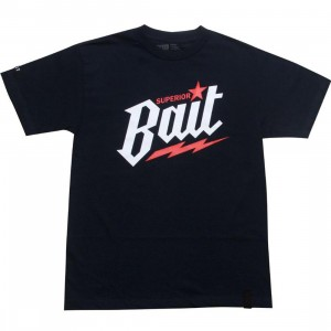 BAIT Superior BAIT Tee (navy / white / red)