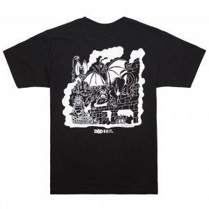 BAIT x Dungeons and Dragons Men Todd James Tee (black)