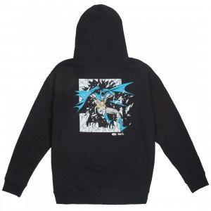BAIT x Batman Men Break Ins Hoody (black)