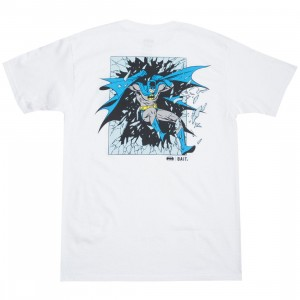 BAIT x Batman Men Break Ins Tee (white)