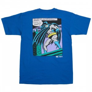 BAIT x Batman Men Dark Avenger Tee (blue / royal)