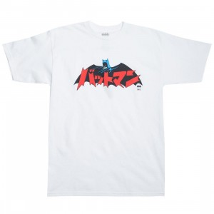 BAIT x Batman Men Japan Tee (white)