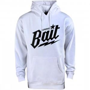 BAIT Superior BAIT Hoody (white / black)