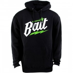 BAIT Superior BAIT Hoody (navy / white / green)