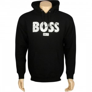 BAIT x Street Fighter Boss Pullover Hoody (black)