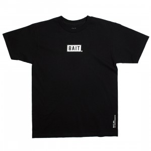 BAIT Men Bite Logo Tee (black)