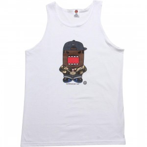 BAIT x Domo Rapper Tank Top (white)