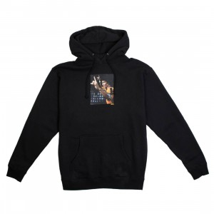 BAIT x Bruce Lee Men Movie Hoody (black)