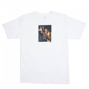 BAIT x Bruce Lee Men Movie Tee (white)