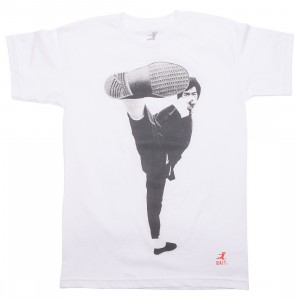 BAIT x Bruce Lee Men Kick Tee (white)