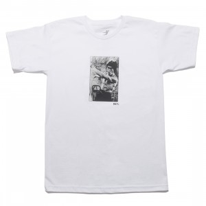 BAIT x Bruce Lee Men Punch Box Tee (white)