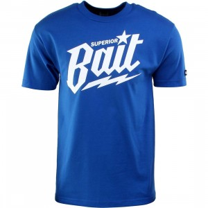 BAIT Superior BAIT Tee (blue / royal blue / white)