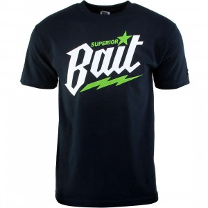 BAIT Superior BAIT Tee (navy / white / green)