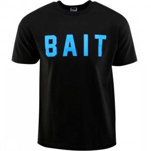 BAIT Logo Tee (black / blue)
