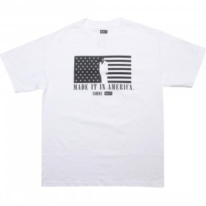 BAIT x Scarface American Dream Tee (white / black)