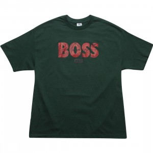 BAIT x Street Fighter Boss Tee (hunter green)