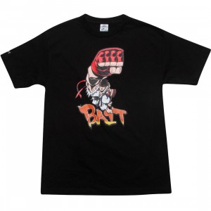 BAIT x Street Fighter Ryu Shoryuken Tee - Tracy Tubera (black)
