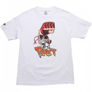 BAIT x Street Fighter Ryu Shoryuken Tee - Tracy Tubera (white)