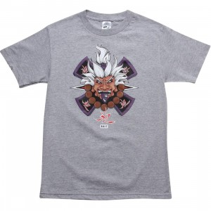 BAIT x Street Fighter Shin Akuma Tee - Jesse Hernandez (athletic heather)