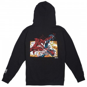 BAIT x Marvel Men But I'm Nastier Hoody (black)