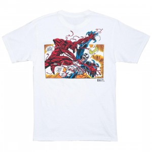 BAIT x Marvel Men But I'm Nastier Tee (white)