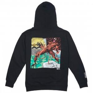 BAIT x Marvel Men Carnage Logo Hoody (black)