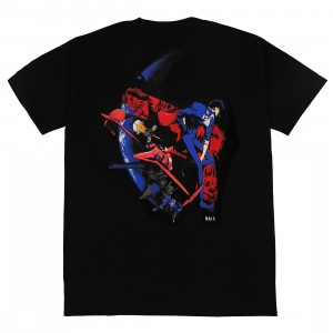 BAIT x Cowboy Bebop Men Space Cowboy Tee (black)