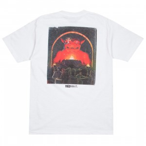 BAIT x Dungeons and Dragons Men Dungeon Master Tee (white)