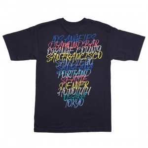 BAIT Men BAIT Doors Tee (navy)