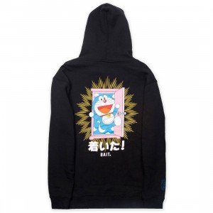 BAIT x Doraemon Men Anywhere Door Hoody (black)