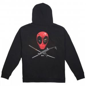 BAIT x Marvel Men Deadpool Ratatat Hoody (black)