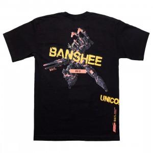 BAIT x Gundam Universe Men Banshee Tee (black)