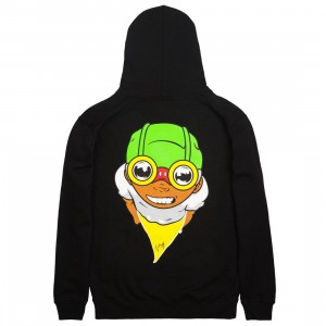 BAIT x Hebru Brantley Men Fly Boy Hoody (black)