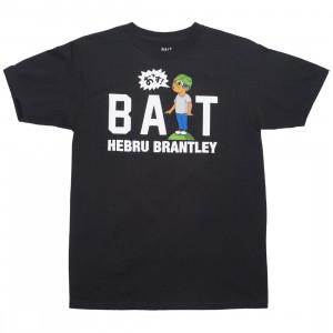 BAIT x Hebru Brantley Men BAIT Shout Logo Tee (black)