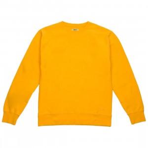 BAIT Men Premium Core Crew Neck (yellow / gold)