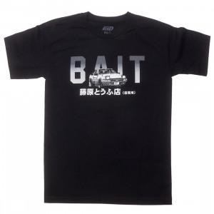 BAIT x Initial D Men BAIT Logo Design Tee (black)