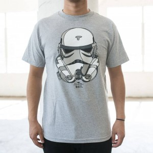 BAIT x David Flores Original Storm Trooper Tee (gray / heather)