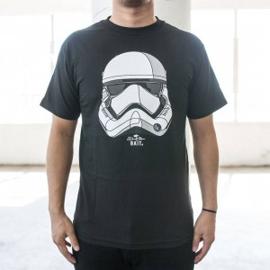 BAIT x David Flores First Order Stormtrooper Tee (black)