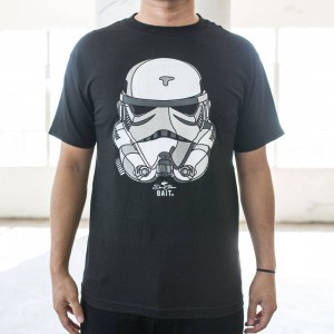 BAIT x David Flores Original Storm Trooper Tee (black)