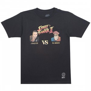BAIT x Street Fighter x JBALVIN Men VS Tee (black)