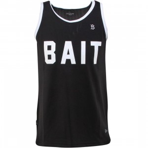BAIT Logo Fitted Jersey (black)