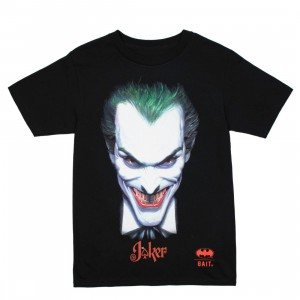 BAIT x Joker Men Face Tee (black)