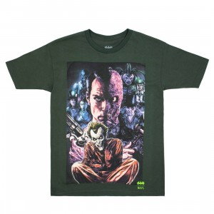 BAIT x Joker Men Villains Tee (green)