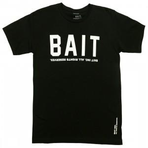 BAIT Men BAIT Logotype Tee (black)