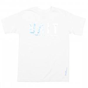 BAIT Men BAIT Logotype Tee (white / holographic)