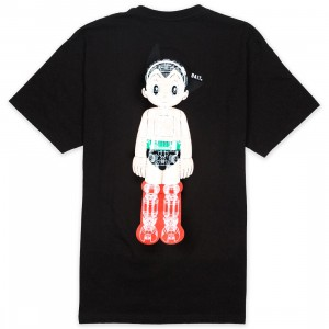 BAIT x Astro Boy Men Mechanics Tee (black)
