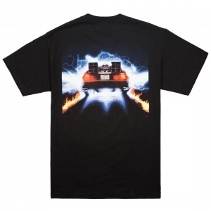 BAIT x Back To The Future Men Delorean Tee (black)